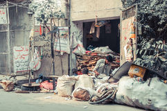 Pakistan Lahore, przykład pakuje przetwarzać Fotografia Royalty Free