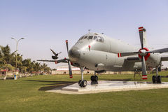 Pakistan-Luftwaffen-Museum in Karatschi Lizenzfreies Stockfoto