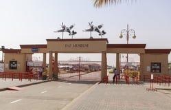 Pakistan-Luftwaffen-Museum in Karatschi Lizenzfreie Stockbilder