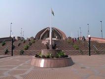 Pakistan monument i Islamabad, Pakistan stock video