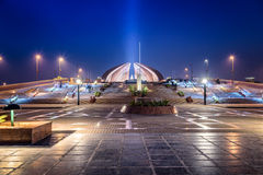 Pakistan Monument Islamabad royalty free stock photography