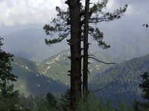 Pakistan Natural Landscape stock image
