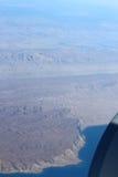 Pakistan på kusten av Arabianet Sea med höjd Arkivbilder