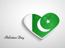 Pakistan`s Day background. Illustration of elements for Pakistan`s Day Royalty Free Stock Image