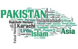 Pakistan Royalty Free Stock Photography