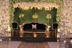 Wedding Stage Decoration Stock Images Download 1 530