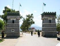 Pakistan wieś i życie Obraz Royalty Free