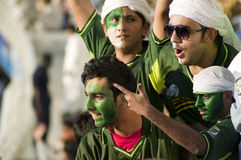 Pakistani Supporters Stock Photos