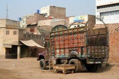 Pakistani truck Royalty Free Stock Photo