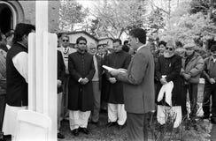 23 Pakistans republiki dnia Marcowy świętowanie w Dani Obrazy Stock