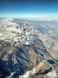 Pakistanskt berg Fotografering för Bildbyråer
