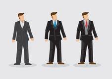 Pakken voor Illustratie van Mensen de Vectorkarakters royalty-vrije illustratie