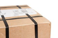 Pakket met het vastbinden Royalty-vrije Stock Afbeelding