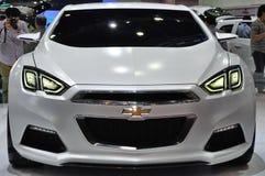 Konzept Chevrolets Tru 140S an BangkokInternational Motorshow Lizenzfreie Stockbilder