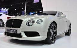Bentley Continental GT V8, Bangkok Motorshow royalty free stock images