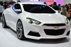 Chevrolet Tru 140S Concept, Bangkok Motorshow Royalty Free Stock Photography