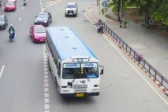 52 Pakkred - stazione di Bangsue Fotografie Stock Libere da Diritti