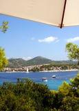 Pakleni Islands - HVAR - Croatia Stock Photography