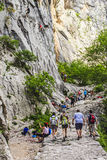 Paklenica National Park Royalty Free Stock Photography