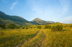 Paklenica Nationalpark Хорватия Стоковые Фотографии RF