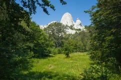 Paklenica Nationalpark Хорватия Стоковые Изображения RF