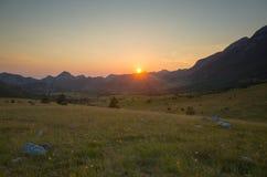 Paklenica Nationalpark Хорватия Стоковое фото RF