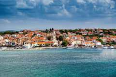 Pakostane in Croatia Stock Image