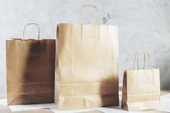 Pakować, rynku i handlu pojęcie, Zdjęcia Royalty Free
