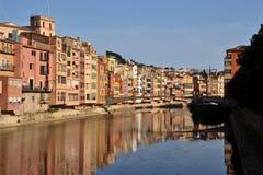 pakować Catalonia de Girona l onyar Spain Obraz Royalty Free