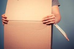 Pakować up Obraz Stock