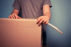 Pakować up Obrazy Stock