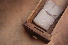 Pakpapierpakket Royalty-vrije Stock Foto