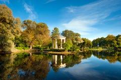 Pakr del otoño imagen de archivo libre de regalías