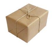pakunku pudełkowaty opakunek Zdjęcie Stock
