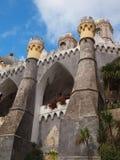 Palàcio Nacional DA Pena, Sintra, Portugal. Fotos de archivo libres de regalías