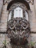 Palàcio Nacional a Dinamarca Pena, Sintra, Portugal. imagens de stock royalty free