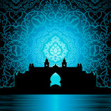 Palácio árabe Foto de Stock