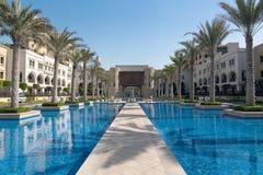 Palácio árabe feericamente Fotos de Stock