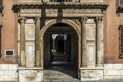 Palácio Fotografia de Stock Royalty Free