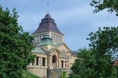Palácio Foto de Stock Royalty Free