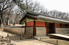 Palácio asiático Fotografia de Stock Royalty Free