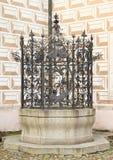 Palácio Breznice da interrupção foto de stock