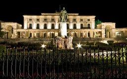 Palácio britânico velho em Greece Fotos de Stock