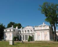 Palácio chinês. Oranienbaum Imagem de Stock