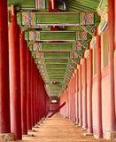 Palácio coreano Foto de Stock Royalty Free