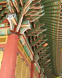 Palácio coreano Fotos de Stock
