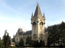 Palácio cultural de Iasi Fotos de Stock Royalty Free