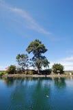 Palácio da água Fotografia de Stock Royalty Free