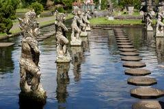 Palácio da água Imagem de Stock Royalty Free