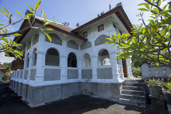Palácio da água de Taman Ujung Soekasada Imagens de Stock Royalty Free